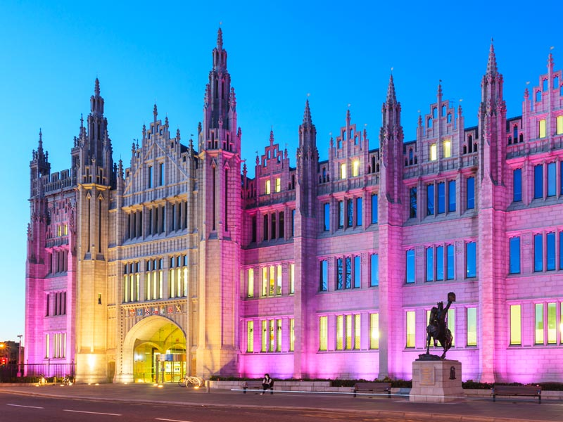 Aberdeen — a guide to the local area