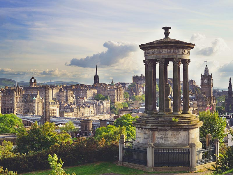 Edinburgh — a guide to the local area