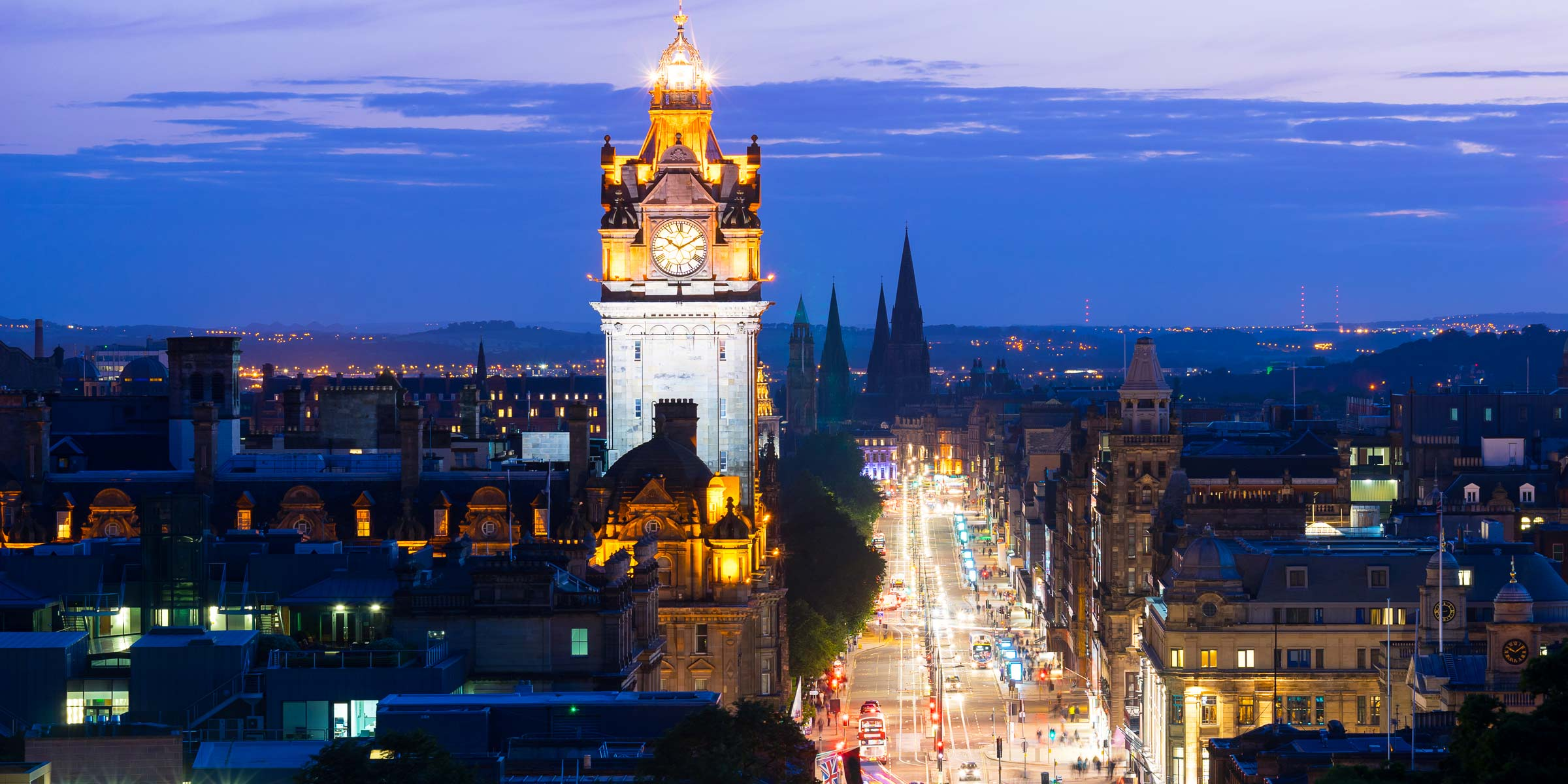 Commercial Property in Edinburgh