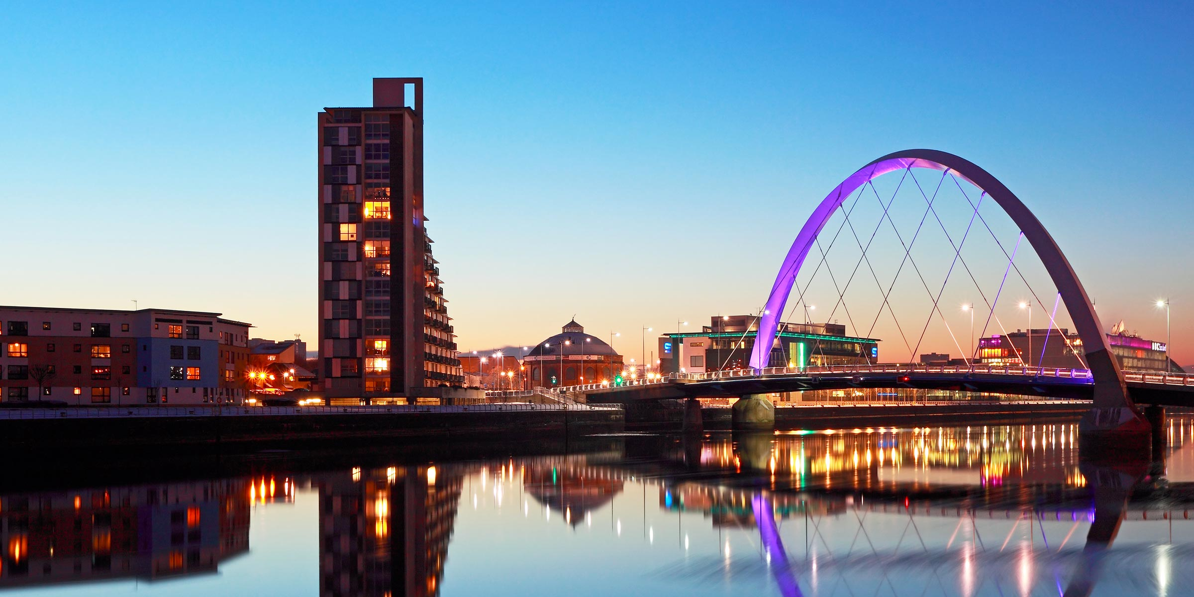 Glasgow — a guide to the local area
